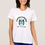 January Cervical Cancer Screening Month T-shirt