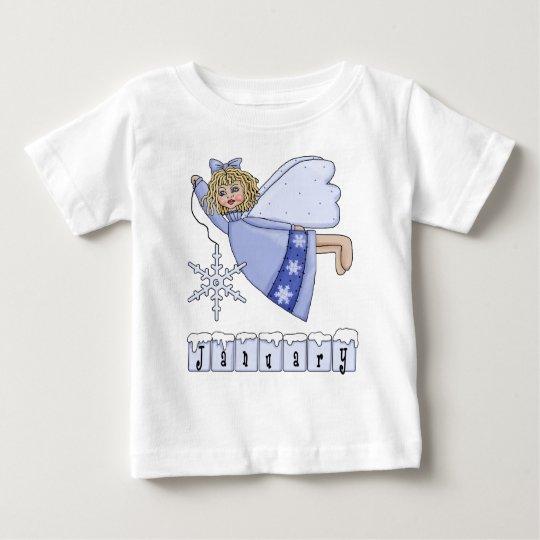 January Fairy Baby T-Shirt