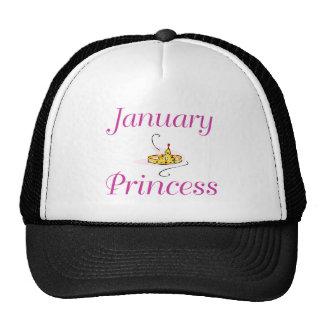 January Princess Trucker Hat