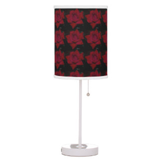 January Rose Table Lamp