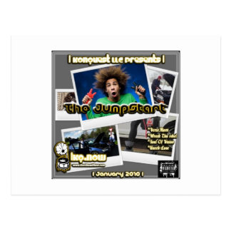 January - The Jumpstart Post Cards