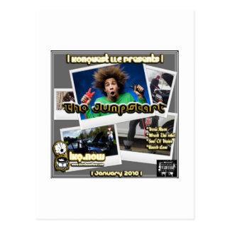 January - The Jumpstart Postcard