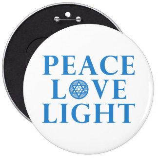 Jánuca - luz del amor de la paz pins
