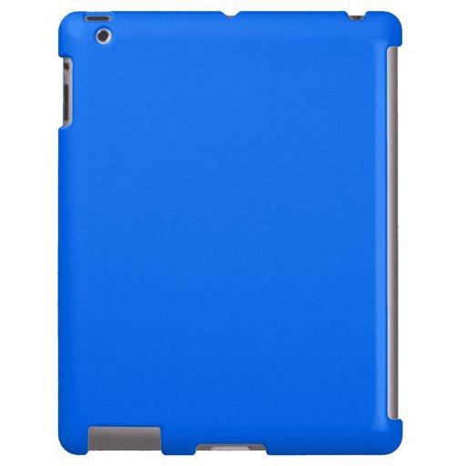 Jánuca medio azul brillante Chanukah Hanukah Funda Para iPad