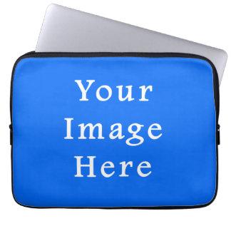 Jánuca medio azul brillante Chanukah Hanukah Fundas Computadoras