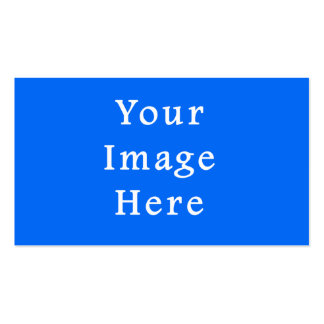 Jánuca medio azul brillante Chanukah Hanukah Tarjetas De Visita