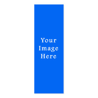 Jánuca medio azul brillante Chanukah Hanukah Tarjetas De Visita Mini