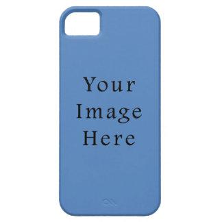 Jánuca medio azul silenciado Chanukah Hanukah iPhone 5 Cobertura