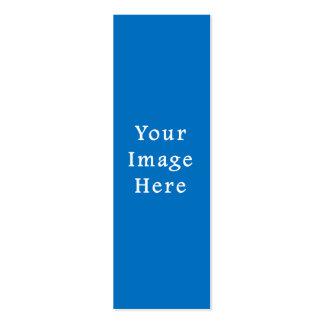 Jánuca medio azul silenciado ligero Chanukah Hanuk Tarjetas De Visita Mini