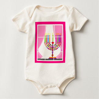janucas niñas window 2014.png baby bodysuit
