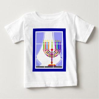janucas niños ventana2014.png baby T-Shirt