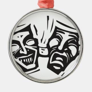 Janus Metal Ornament