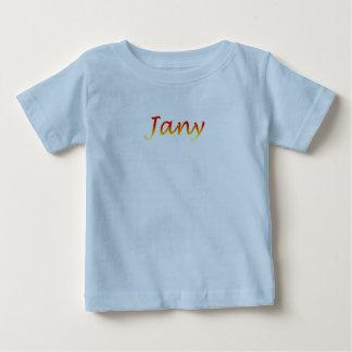 Jany blue short sleeve t-shirt