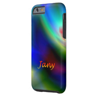 Jany Colored Tough iPhone case