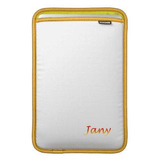 Jany Rickshaw MacBook Air sleeve