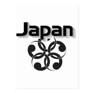 japan2 postcard