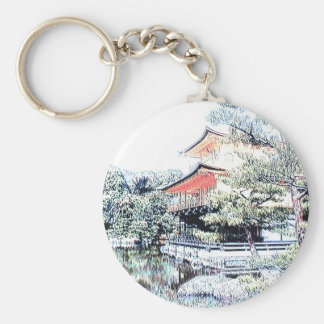 Japan 14 keychain