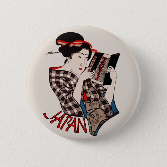 Japan 2011 button