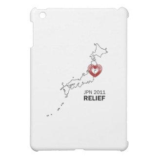 Japan 2011 Earthquake Tsunami Relief iPad Mini Case