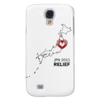 Japan 2011 Earthquake Tsunami Relief Samsung Galaxy S4 Cover