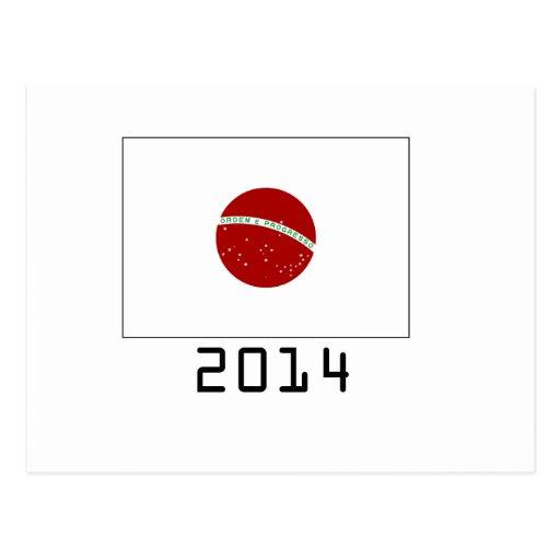 japan 2014 tarjetas postales