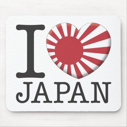 Japan 2 mousepads