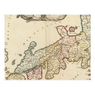 Japan 6 postcard