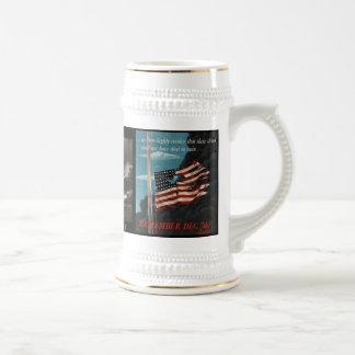 Japan Attacks Pearl Harbor Mug