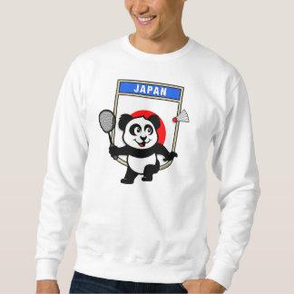 Japan Badminton Panda Sweatshirt