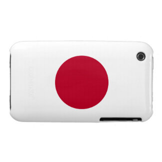 Japan Barely There™ iPhone 3G/3GS iPhone 3 Case-Mate Cases