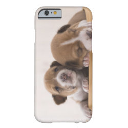 Case-Mate Barely There iPhone 6 Case with Basenji Phone Cases design
