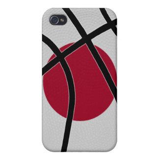 Japan Basketball iPhone 4 Case