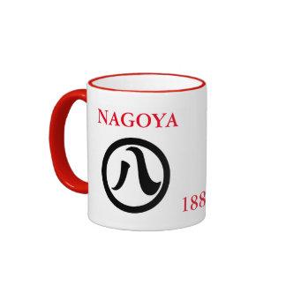 Japan - Beautiful Nagoya Ringer Mug