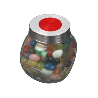 Japan Jelly Belly Candy Jars