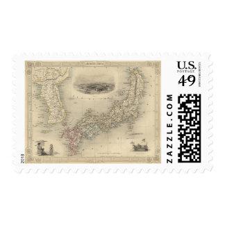 Japan & Corea Stamps