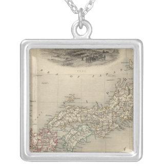 Japan & Corea Silver Plated Necklace