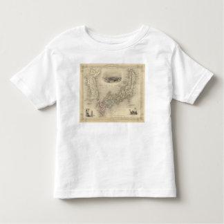 Japan & Corea Toddler T-shirt