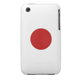 japan country flag case sun red dot