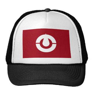 japan country region flag prefecture kochi mesh hat