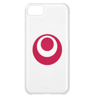 japan country region flag prefecture okinawa cover for iPhone 5C