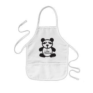 Japan Cute Kawaii Kids/ Adult Apron - My Panda
