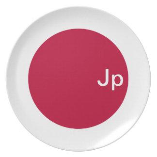 JAPAN DINNER PLATE