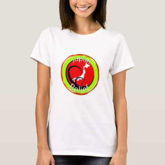 Japan Disaster Relief T-Shirt
