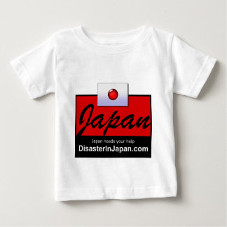 Japan Disasters Baby T-Shirt