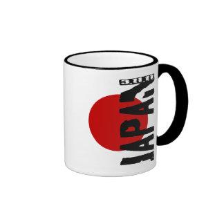 Japan Earthquake 3 11 11 Ringer Mug