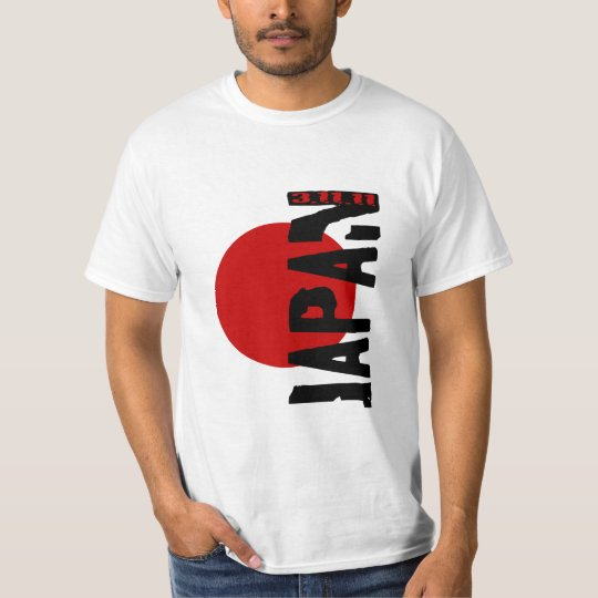 Japan Earthquake 3 11 11 T-Shirt