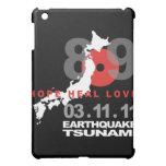Japan Earthquake 8.9 iPad Mini Covers