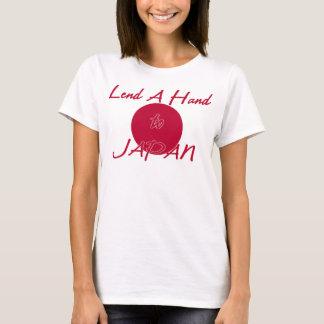 Japan Earthquake and Tsunami Relief Shirt