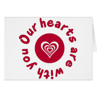 Japan Earthquake and Tsunami Relief Shirt Card