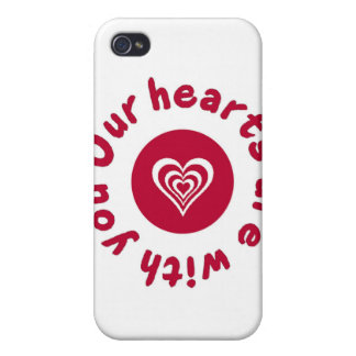 Japan Earthquake and Tsunami Relief Shirt iPhone 4/4S Covers